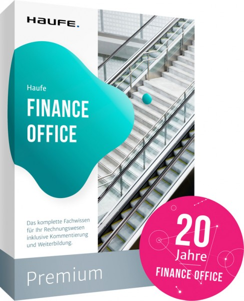 (c)haufe finance office premium
