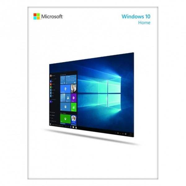 MS SB Windows 10 Home 64bit [DE] DVD