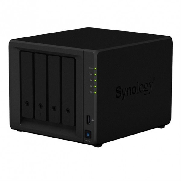 Synology NAS Disk Station DS418+ (4Bay)